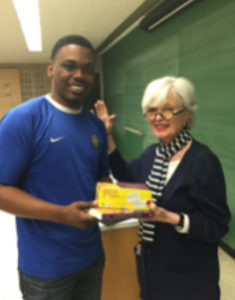 At 10-Day Bar Review, Jason Andrews, JD, Cooley Law School, July 2015 Winner, World Cup of Memorization