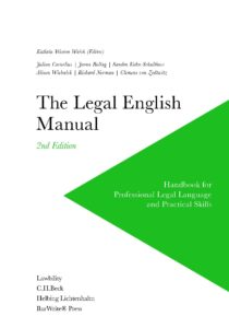 The Legal English Manual 2nd Edition